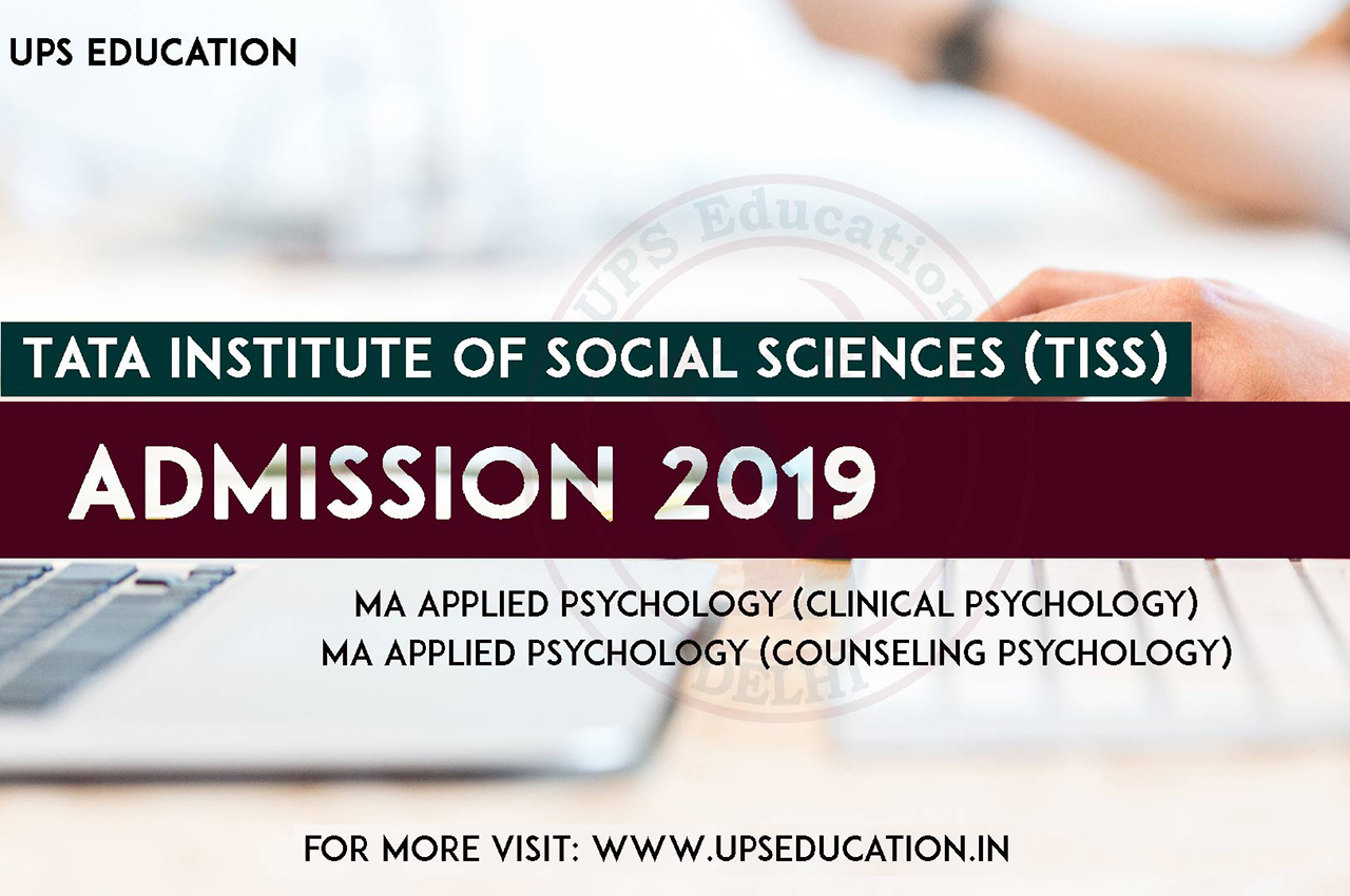 admission for ma psychology 2019