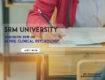 SRM University M.Phil Clinical Psychology Admission 2019