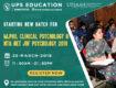 M.Phil Clinical Psychology Entrance Coaching