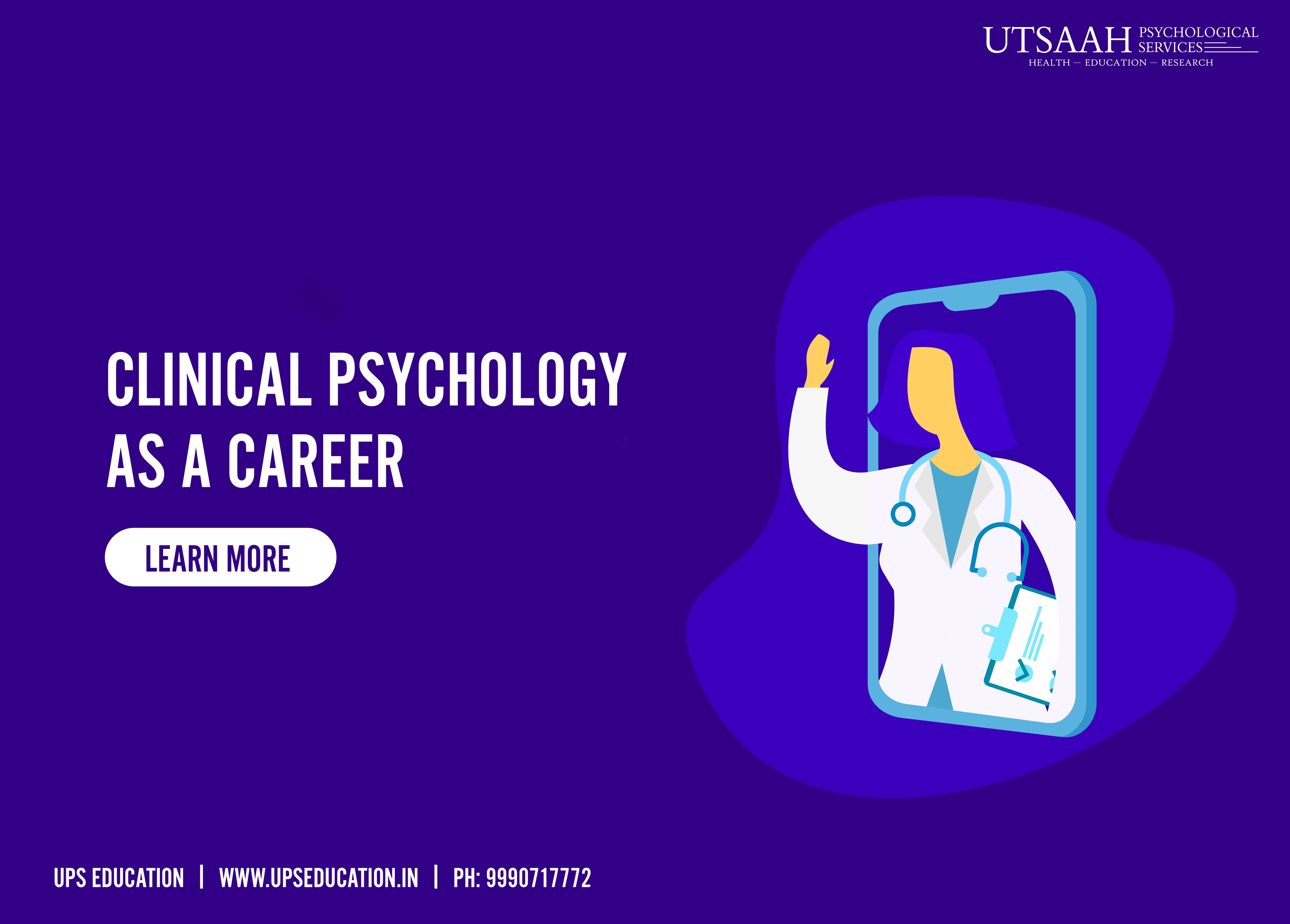 Clinical Psychology as career