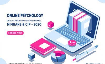 Online Classes for mphil clinical psychology entrance