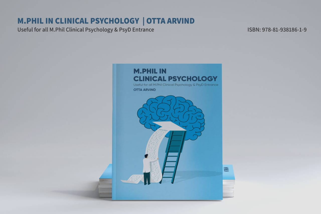 M.Phil Clinical Psychology entrance practice set