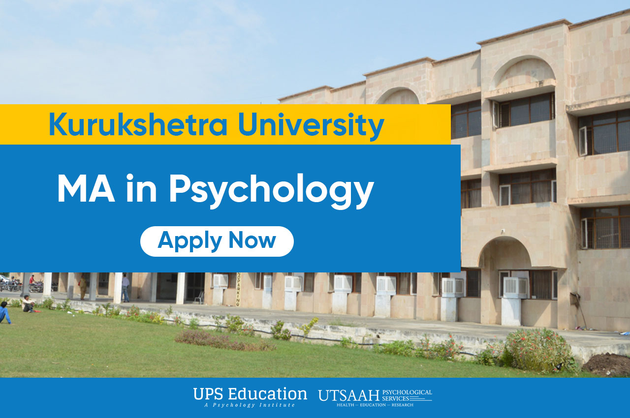 Kurukshetra University MA Psychology Admission 2020