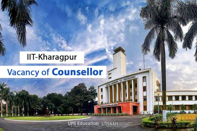 Counsellor Vacancy in IIT Kharagpur