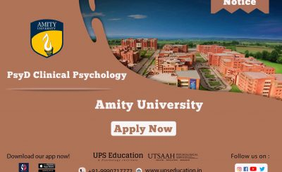 Amity university PsyD Clinical Psychology