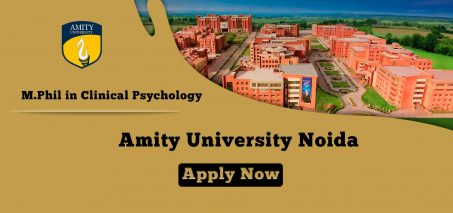 Amity university M.Phil in Clinical Psychology