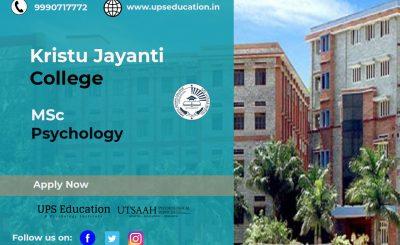 kristu jayanti college msc in psychology